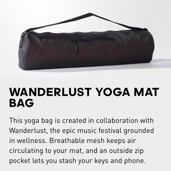 3008344b5e92 adidas Wanderlust Yoga Mat Bag